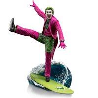 Iron Studios Batman 1966 Deluxe BDS Art Scale Statue 1/10 The Joker 23 cm