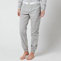 Calvin Klein Women's Modern Cotton Woven Joggers - Grey Heather - S
