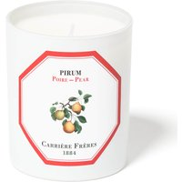 Carrière Frères Scented Candle Pear - Pirum - 185 g