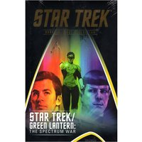 Star Trek Graphic Novel Star Trek Green Lantern The Spectrum War