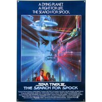 Star Trek The Search For Spock Poster