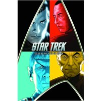 Star Trek Graphic Novels Countdown