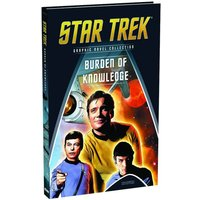 Star Trek Graphic Novels Burden Of Knowledge