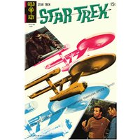 Star Trek Graphic Novels New Visions