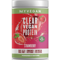 Clear Vegan Protein Powder - 40servings - Strawberry