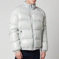 Pyrenex Mens Vintage Mythic Puffer Jacket - Pale Stone - L