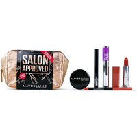 Maybelline Makeup Salon Approved Gift Set for Her (Worth PS32.00)