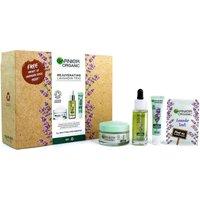 Garnier Organic Anti-Age Rejuvenating Lavandin Trio for Glowing Skin (Worth PS40.00)