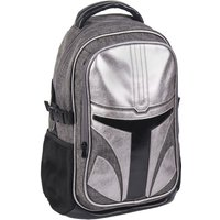 Zavvi ES|Star Wars: The Mandalorian Mando Backpack 47cm