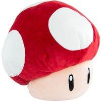 Mario Kart Large Plush Super Mushroom Toy
