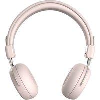 Kreafunk aWEAR Bluetooth Headphones - Dusky Pink