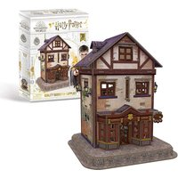 Harry Potter - Diagon Ally Quidditch Suppliers 3D Jigsaw Puzzle