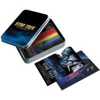 Star Trek Movie Print Set In Tin