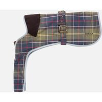 Barbour Casual Waterproof Tartan Dog Coat - Classic - XS