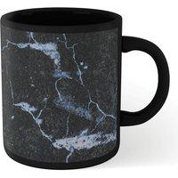 Dark Marble Mug - Black