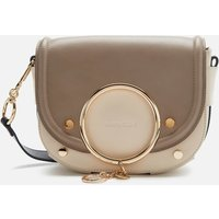 shop for See by Chloé Women's Cross Body Bag - Motty Grey at Shopo