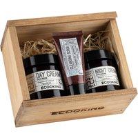 Ecooking Christmas Day and Night Cream and Scrub Set (Worth £68.00)