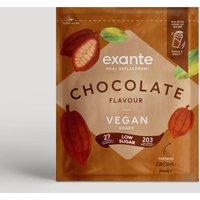 Vegan Meal Replacement Chocolate Shake