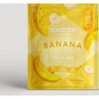 Vegan Meal Replacement Banana Shake