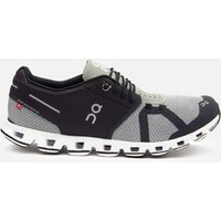 ON Men's Cloud Running Trainers - Black/Slate - UK 7