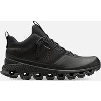 ON Men's Could Hi Waterproof Trainers - All Black - UK 9