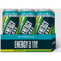 BCAA Energy Drink (6 Pack) - Lemon and Lime