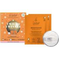 Seoulista Beauty Two to Twinkle Cleanse and Brighten Christmas Pack
