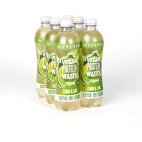 Vegan Protein Water - 6 x 500ml - Bottle - Lemon Lime