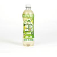 Vegan Protein Water (Sample) - 500ml - Bottle - Lemon Lime