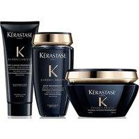 Kerastase Chronologiste Youth Revitalising Pre-Shampoo, Shampoo and Masque Bundle