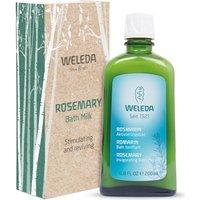 Weleda Rosemary Bath Milk 200ml