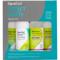 DevaCurl Super Curly Starter Kit