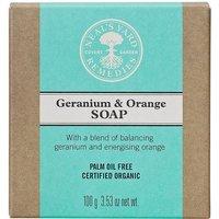 Geranium and Orange Soap 100g
