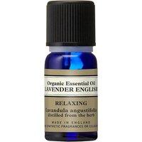 Lavender English Organic Essential Oil 10ml