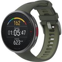 Polar Vantage V2 GPS Multisport Watch - M/L - Green