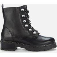 Kurt Geiger London Women's Bax 2 Leather Boots - Black - UK 3
