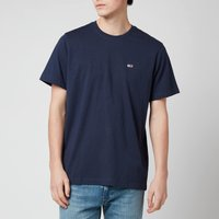 Tommy Jeans Men's Classic Jersey T-Shirt - Twilight Navy - S