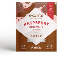 Meal Replacement Box of 7 Raspberry Brownie Shake