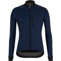 Santini Adapt Mid Weight Jacket - M - Nautica Blue