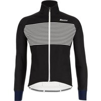 Santini Colore Jacket - XL - Black