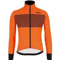 Santini Colore Jacket - XL - Fluo Orange