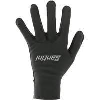 Santini Weatherproof Performance Gloves - Black - M