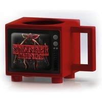 Stranger Things Retro TV Heat Changing Mug