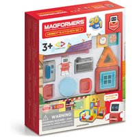 Magformers Minibot Kitchen