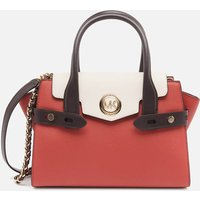 MICHAEL Michael Kors Womens Carmen Small Flap Satchel - Terracotta Multi