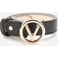 Valentino Bags Women's Round Belt - Black - M