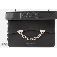 KARL LAGERFELD Womens K/Karl Seven Mini Shoulderbag - Black