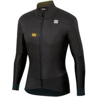 Sportful Bodyfit Pro Jacket - M - Black/Gold
