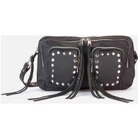 shop for Núnoo Women's Alimakka Sport Shoulder Bag - Black at Shopo