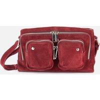 shop for Núnoo Women's Stine New Suede Cross Body Bag - Rasberry at Shopo